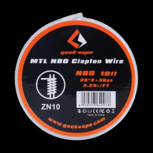 Geek Vape MTL N80 Clapton