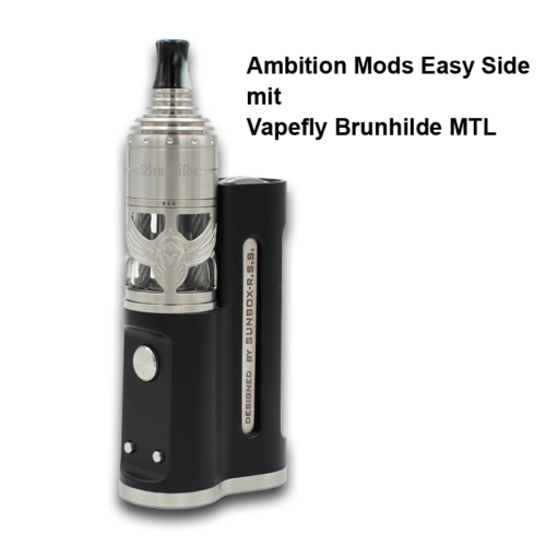 Ambition Mods Easy Side Box Mod Brunhilde MTL