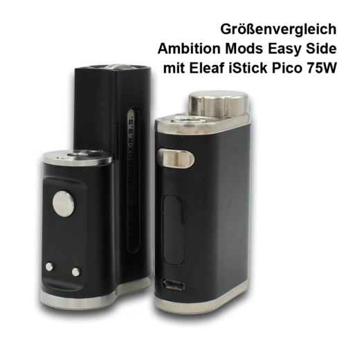 Ambition Mods Easy Side Box Mod iStick Pico