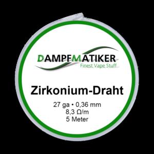 Zirkonium 27 ga