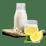 Buttermilch-Zitrone Liquidrezept