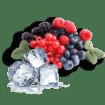 Liquidrezept Waldfrüchte mit Menthol