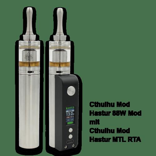 Cthulhu Mod Hastur 88W Mod Hatur MTL RTA
