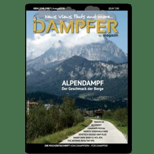 Dampfermagazin Nr. 61