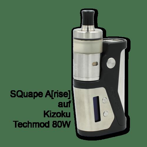Stattqualm SQuape A[rise] RTA Kizoku Techmod