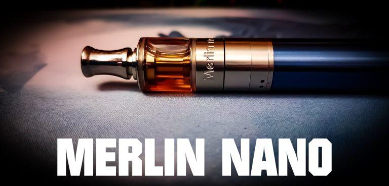 Augvape Merlin Nano