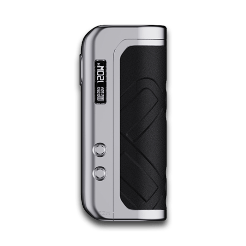 Augvape Foxy One Mod silver black leather