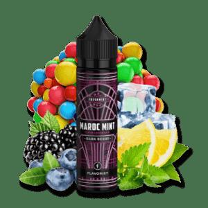 Flavorist Maroc Mint Dark Berry