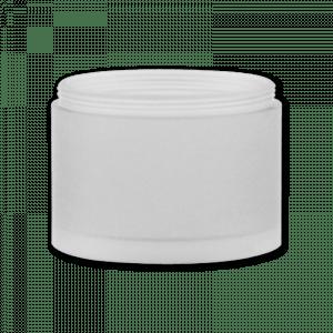 BP Mods Pioneer RTA Ersatzglas Weiß