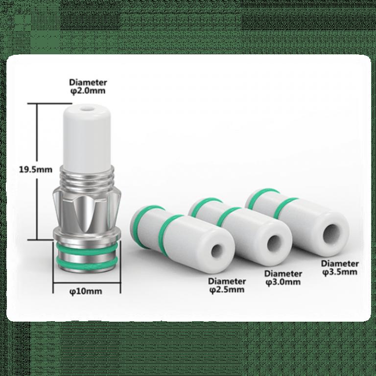 Ambition Mods Shield Driptip 04