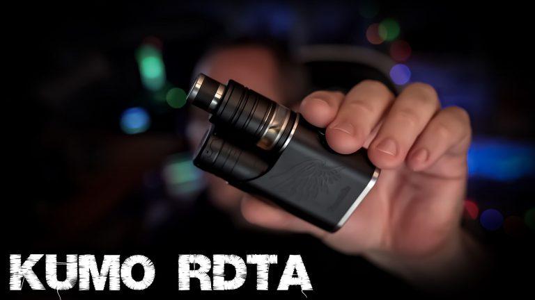 Dampfwolke7 Aspire Kumo RDA