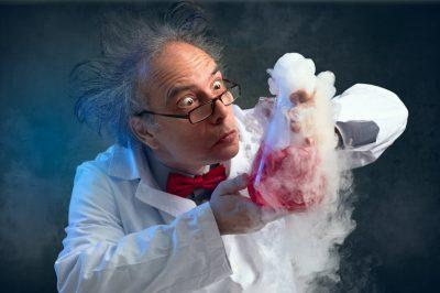 E-Liquids selbst mischen Dampfmatiker