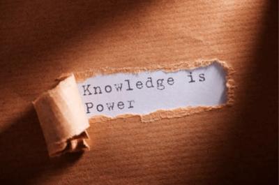 Knowledge is Power • Dampfmatiker